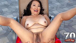 Thai Pussy - Mandy Thai - 60PlusMilfs